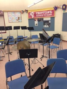 big band room smaller